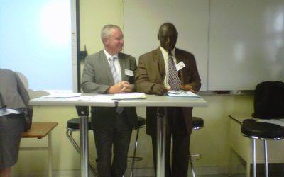 Le jumelage tripartite et les 4èmes Assises 78 de la coopération internationale le 13 octobre 2012