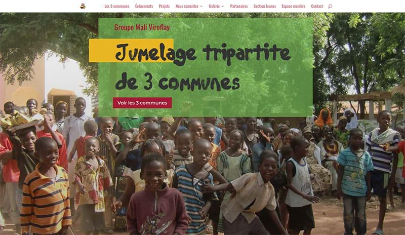 Un nouveau site-web pour notre jumelage avec Kolokani, au Mali