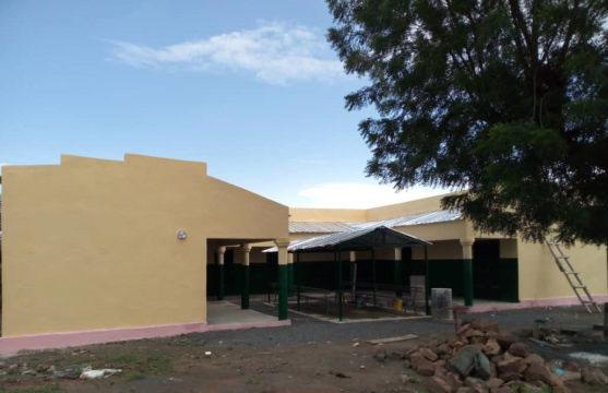 Réhabilitation du CSCOM de Nossombougou, Cercle de Kolokani, Mali