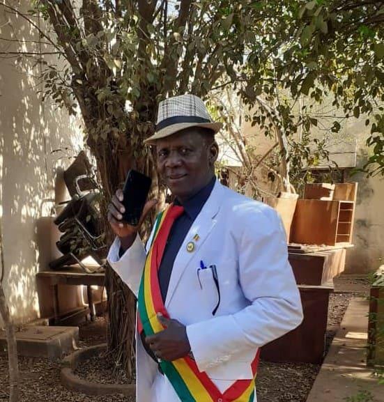 Quelques mots du Président Diadji Diarra